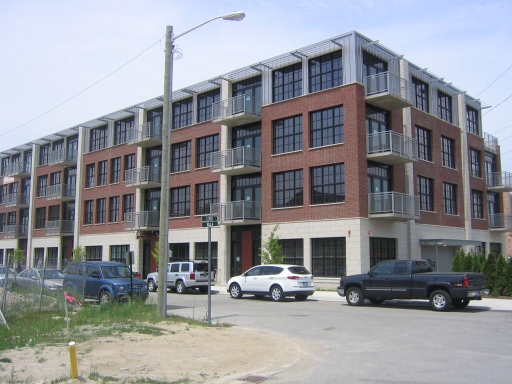 The District Lofts