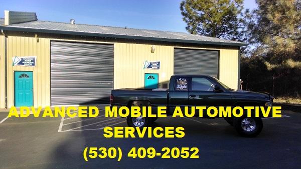 Advanced Mobile Automotive Services