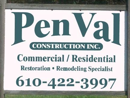 PenVal Construction