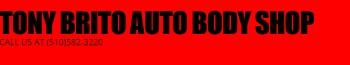 Tony Brito Auto Body Shop