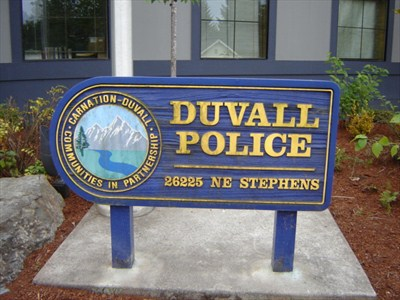 Duvall Police Department