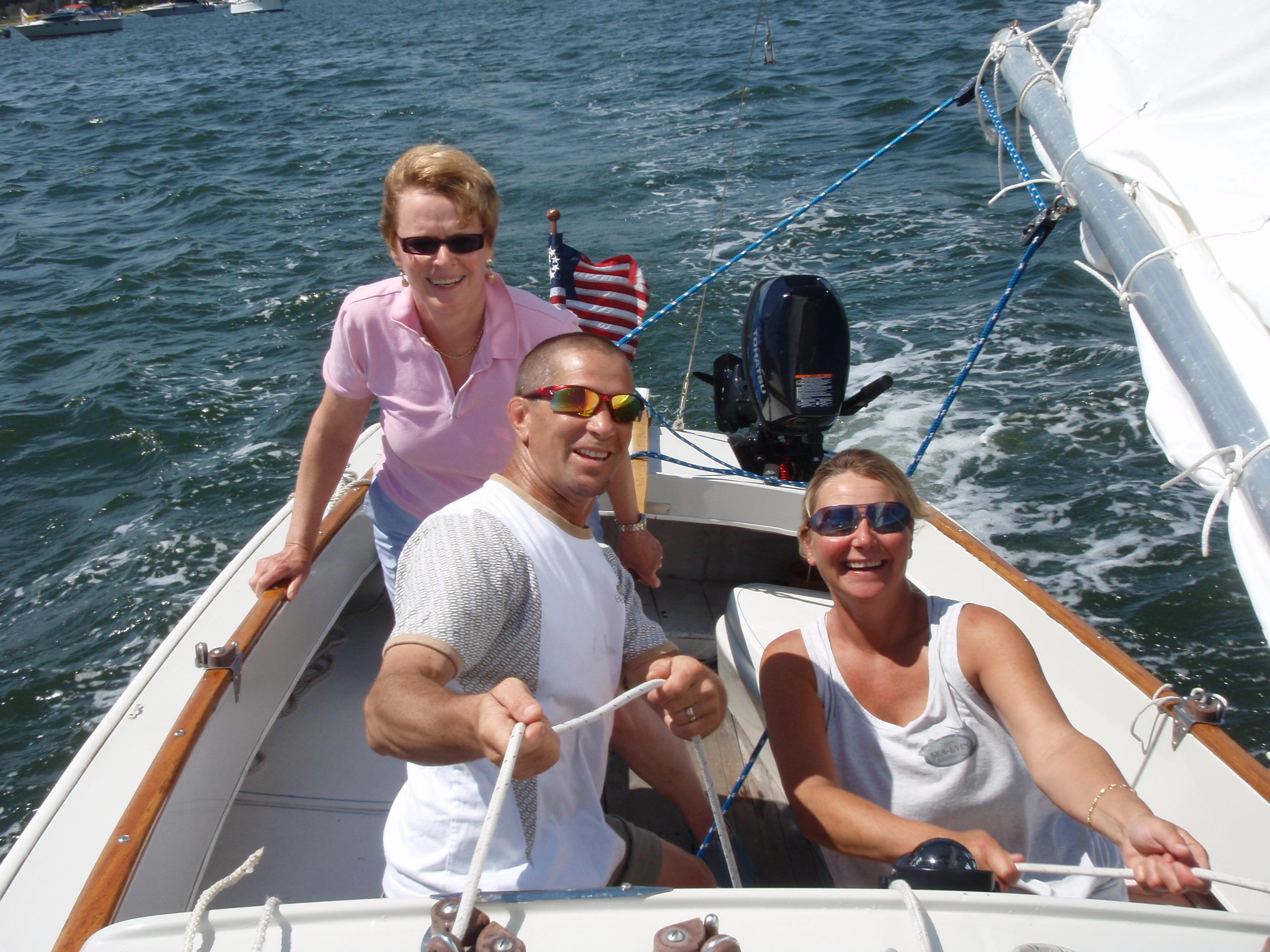 Cape Cod Sailing School