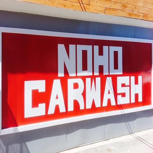 NoHo Carwash