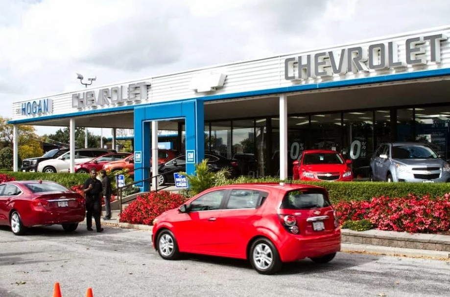 Hogan Chevrolet Buick GMC Limited   Phone 416-291-5054   Scarborough