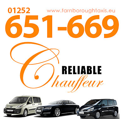 Farnborough Taxis EU