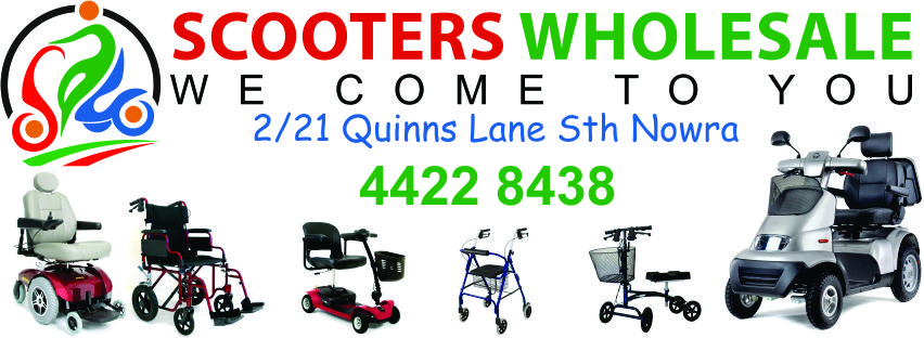 Scooters Wholesale Nowra