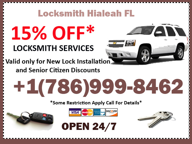 Locksmiths Hialeah