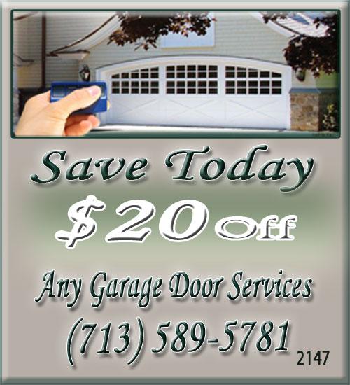 Emergency Garage Door Service TX