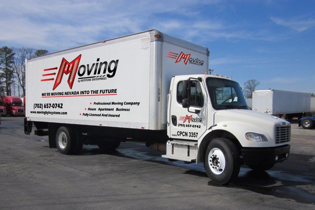 Moving by Keystone