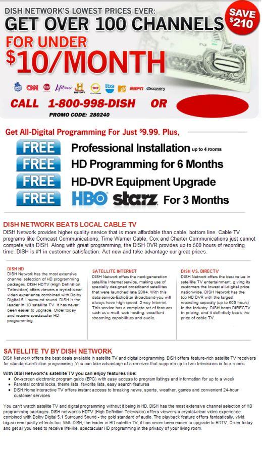 Dish Network Chula Vista