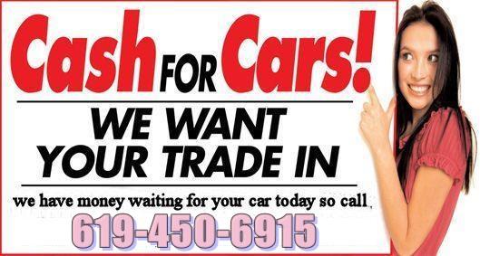 San Diego Cash For Cars